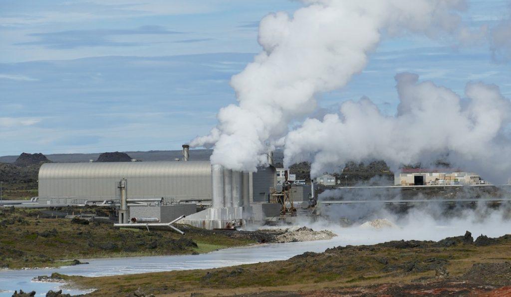 chauffage par géothermie